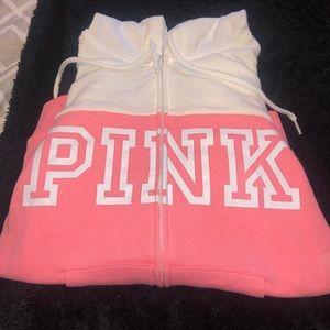 Pink sweatshirt medium